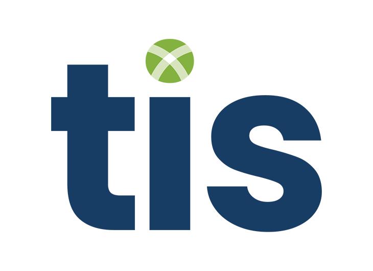 TIS logotype